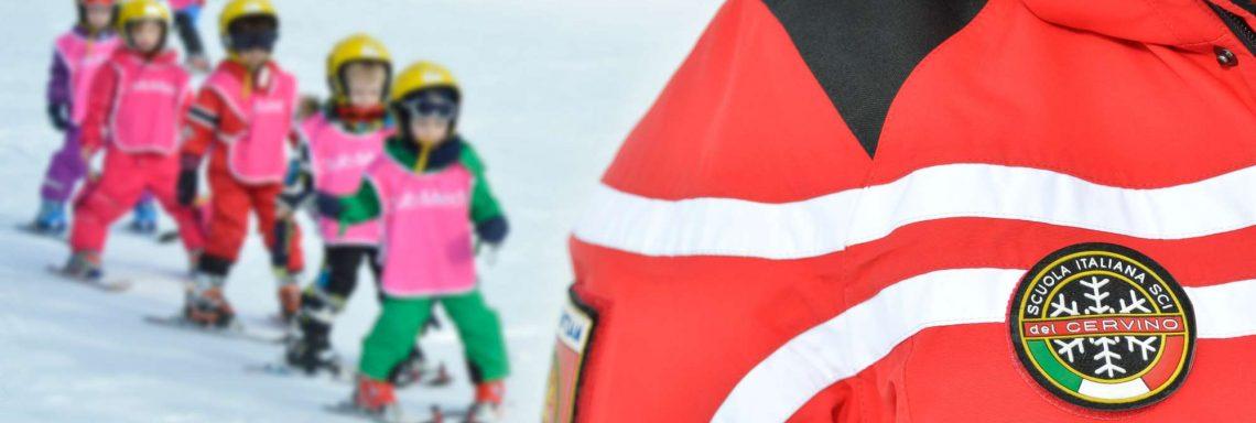 Club Med Cervinia, en Italie - Cours de ski pour enfants