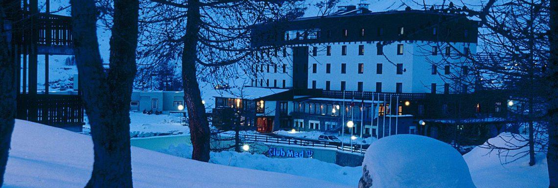 Club Med Cervinia, en Italie - Soirées enneigées au Village