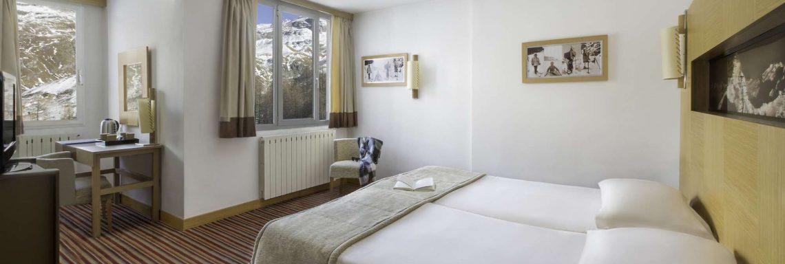 Club Med Cervinia, en Italie - Hébergement bâtisse montagnarde