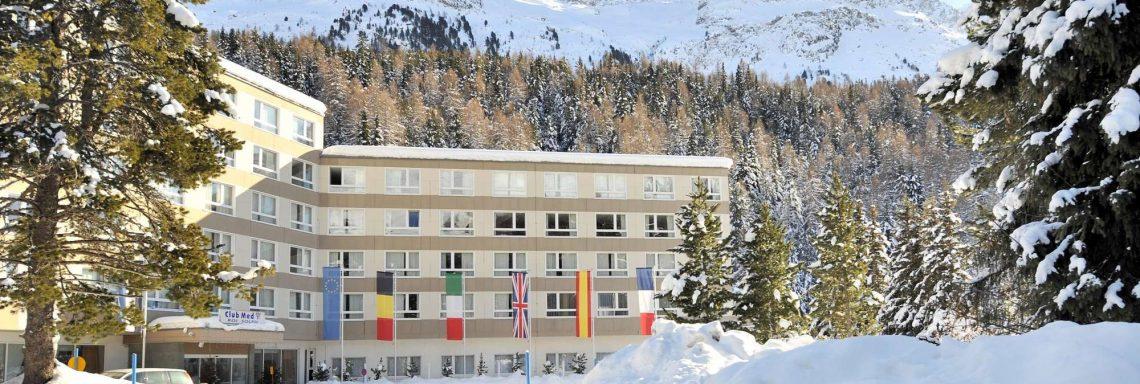 Club Med Saint-Moritz Roi Soleil, en Suisse - Skiez au meilleur prix
