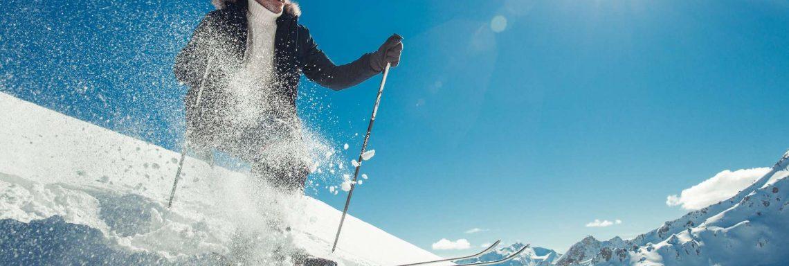 Club Med Alpes d'Huez en France - Ski bosse