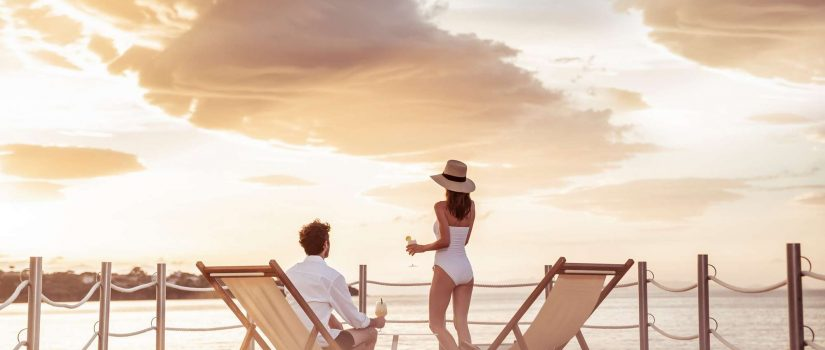 Club Med Cefalù en Italie - Terrasses extérieures