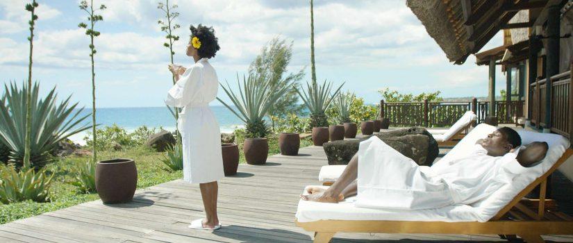 Véritable expérience de bien-être et de relaxation