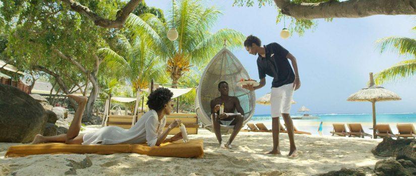 Services de valet sur les plages sablonneuses