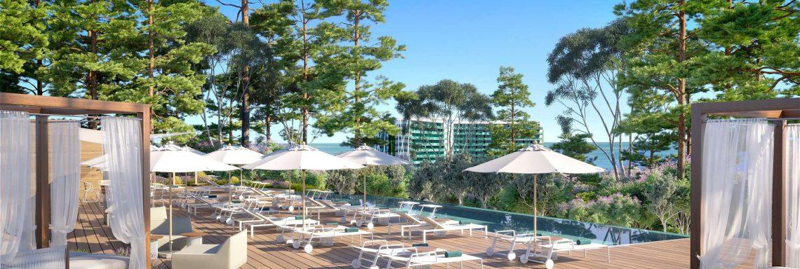 Club Med Magna Marbella - Terrasses extérieures
