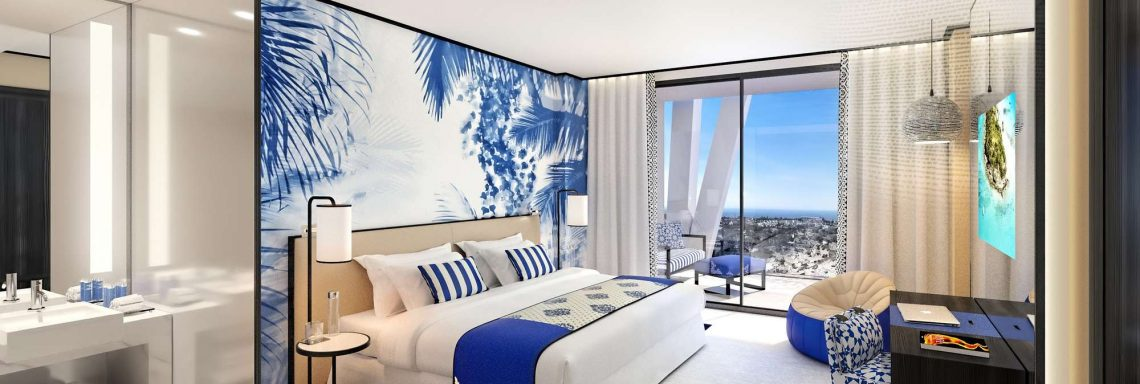 Club Med Magna Marbella - Chambres Deluxe avec blacons