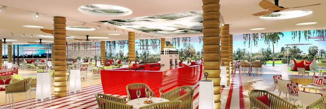 Club Med Magna Marbella - Les bars lounge