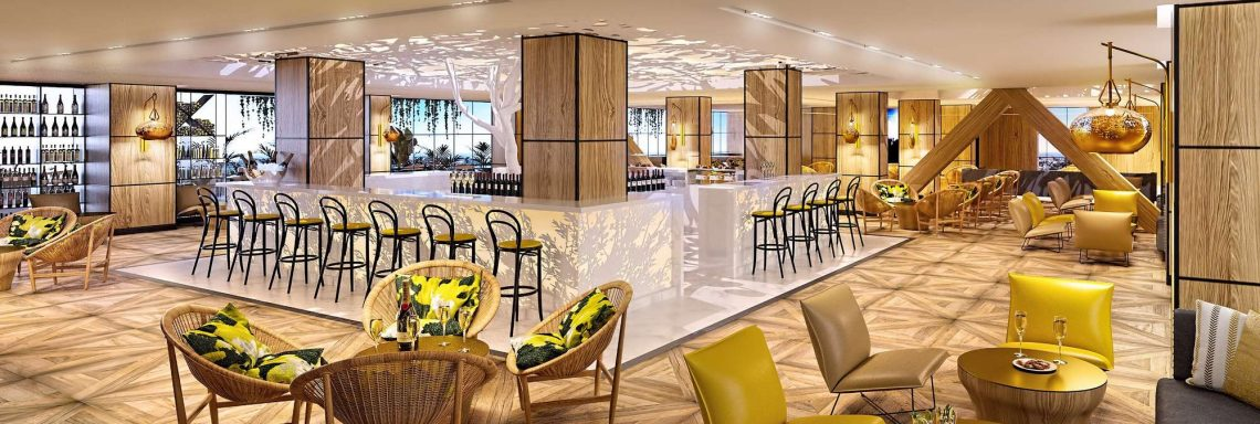 Club Med Magna Marbella - Les restaurants