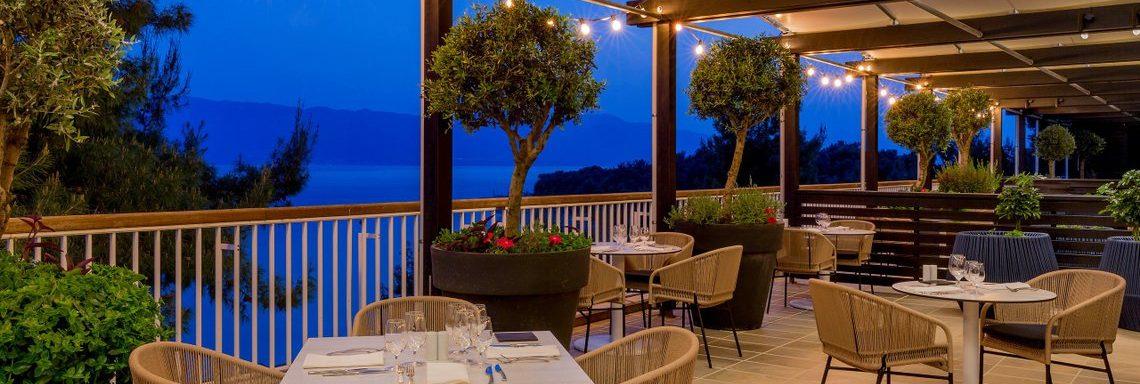 Club Med Gregolimano Grèce - Restaurants en soirée