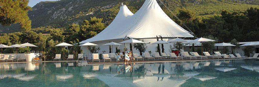 Club Med Gregolimano Grèce - Aires extérieures