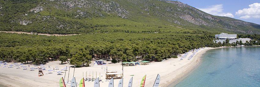 Club Med Gregolimano Grèce - École de voiles