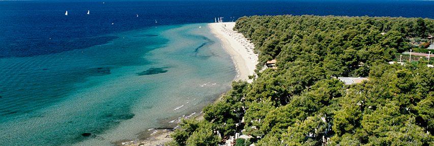 Club Med Gregolimano Grèce - Plage et voiliers