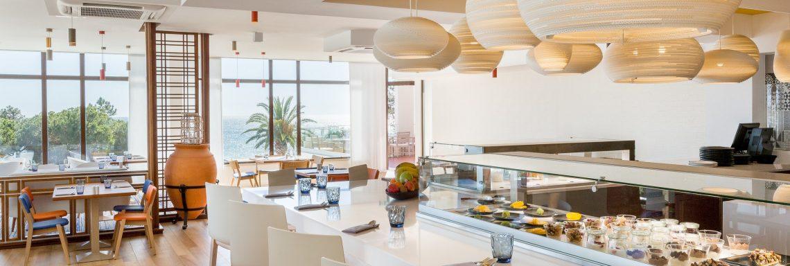 Club Med Portugal Da Balaia - Restaurant et lounge à air ouverte
