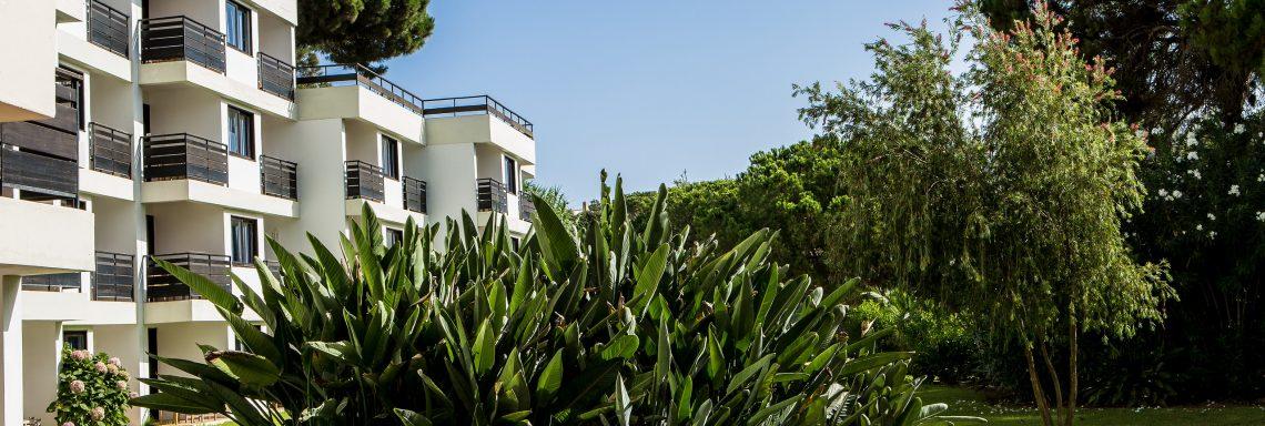 Club Med Portugal Da Balaia - Photo Hôtel et jardins extérieur