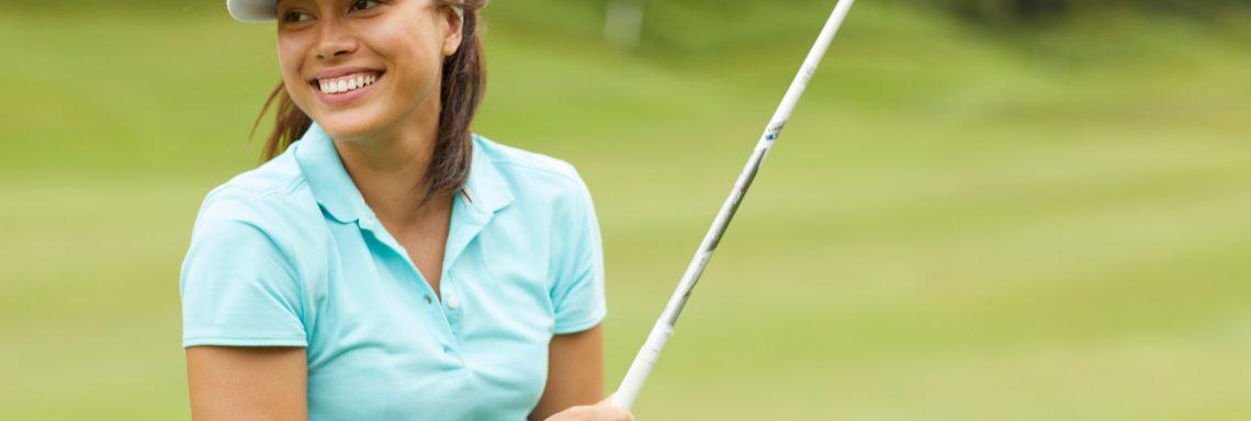 Club Med Portugal Da Balaia - Golfeuse sur terrain avec un sourire