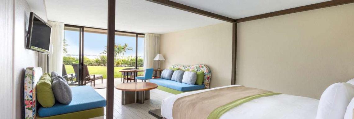 Club Med Sandpiper Bay, Floride - Vue de l'intérieur d'une chambre Deluxe