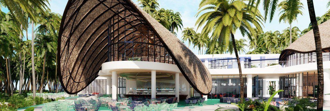 Club Med Miches Playa Esmeralda, en République Dominicaine - Image du Bar principal